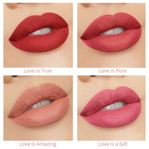 Lip in Luxe Matte Liquid Lipstick