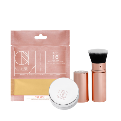 Foundation Starter Kit | Matte Oil Control