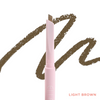 *Light Brown Life-Proof Eyebrow Pencil with Castor Oil