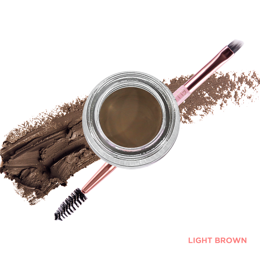 Light Brown with Brow Brush