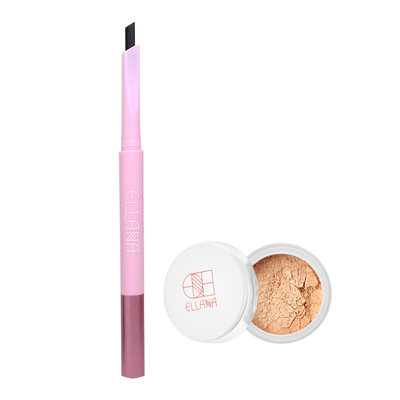 Loose Multipurpose Pigments and Brow Pencil