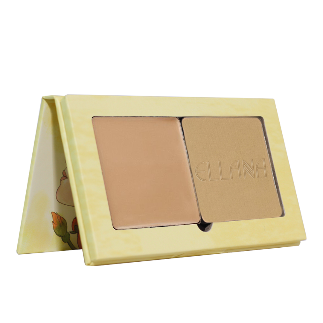 Foundation and Concealer Palette