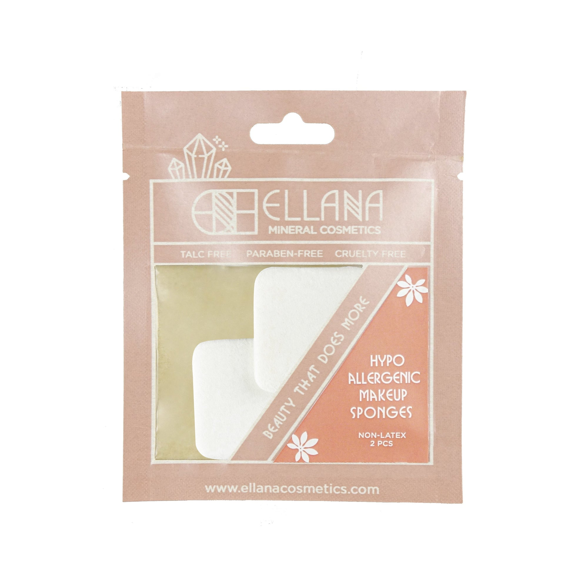 Hypoallergenic Non-Latex Makeup Sponges