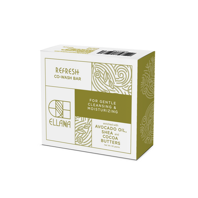 Refresh Gentle Cleansing Co-Wash and Conditioner Bar