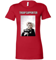 Marilyn Monroe Mug Shot T-shirt, Celebrity T-shirt, Troop Support T-shirt, Marilyn Monroe T-shirt