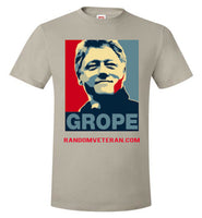 Throwback Clinton Tee