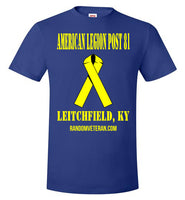 American Legion Yellow Ribbon Non-Profit Shirt