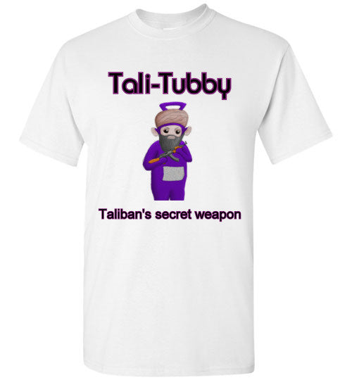 Tali-Tubby..Secret Weapon - Random Veteran LLC