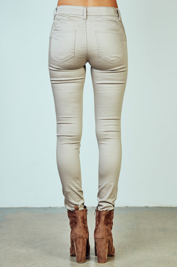 RIO MUSHROOM BETTER BOOTY JEGGING - STYLE STEALS