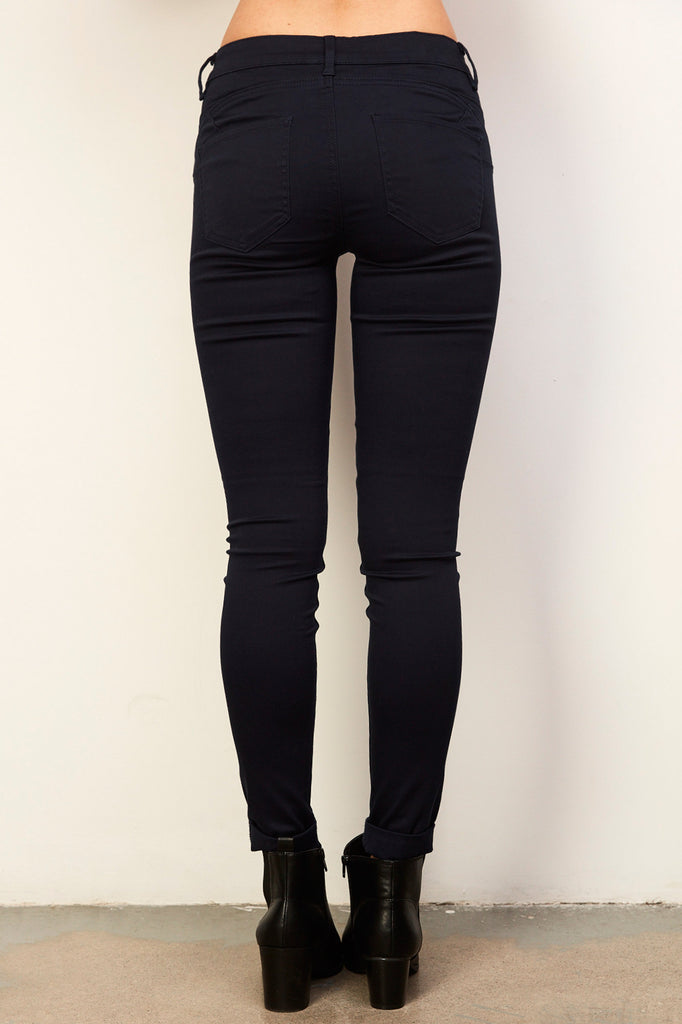 RIO NAVY BETTER BOOTY JEGGING - STYLE STEALS