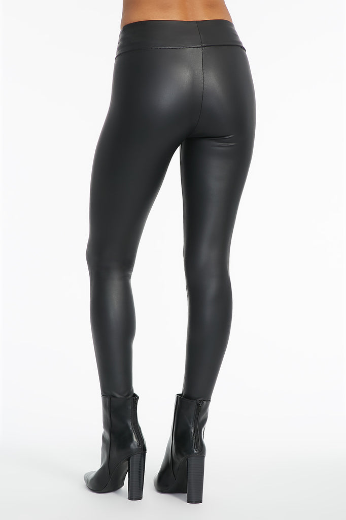 Faux Leather Luxe Legging