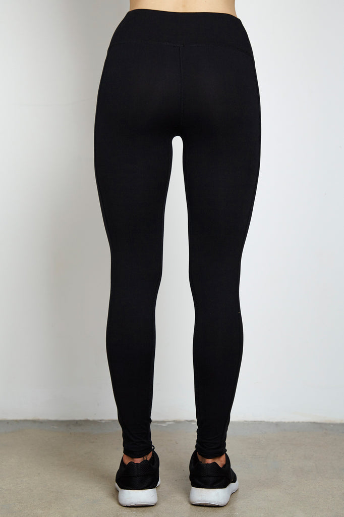MOTO MESH PANEL LEGGING