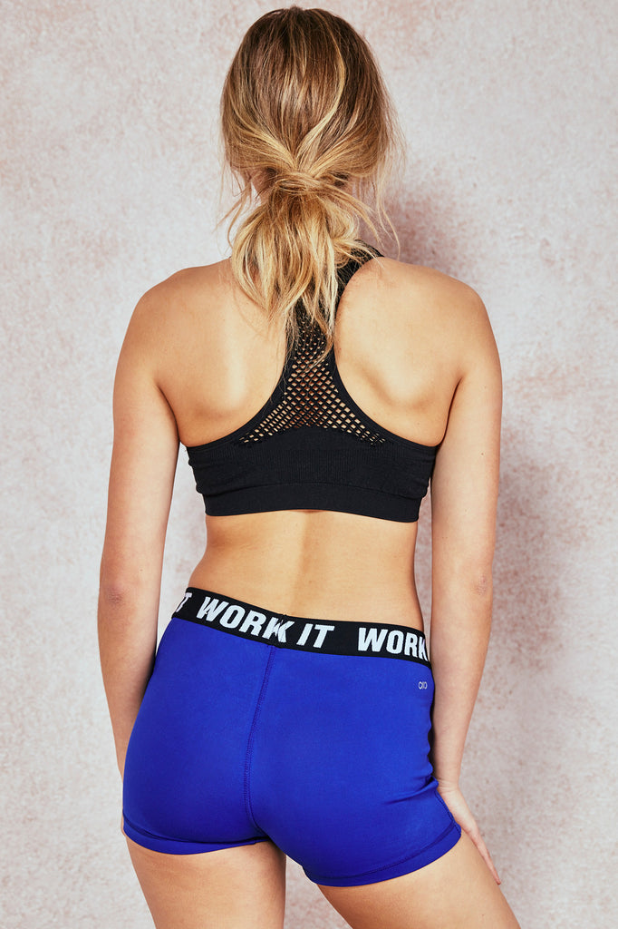 WORK IT GRAPHIC INFINITE SHORT