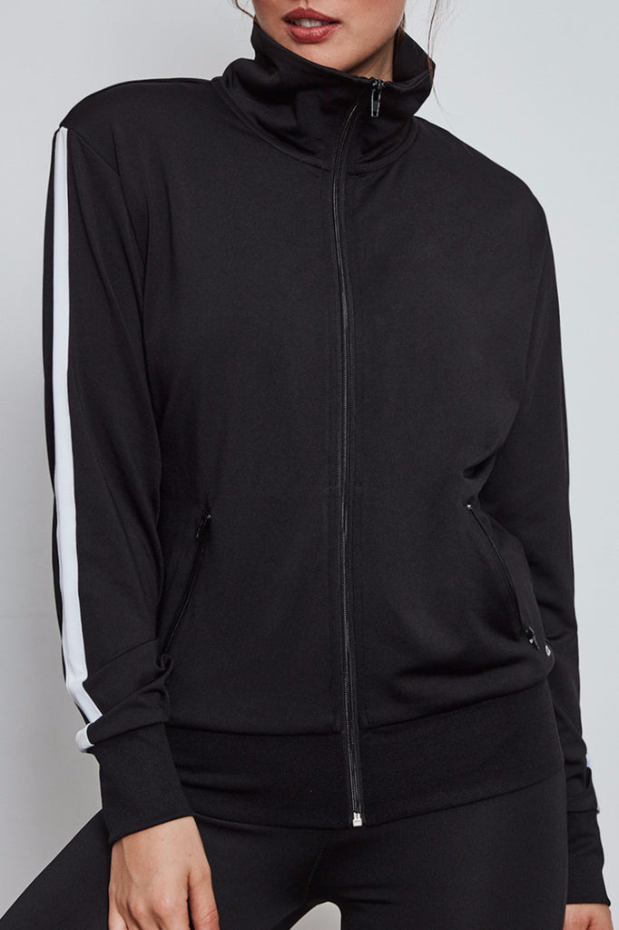 ZIP-UP PERFORMANCE JACKET - SALE