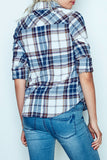 CLASSIC FIT PLAID BUTTON-DOWN SHIRT - $12.99 PROMO