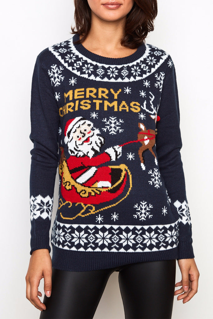 MERRY CHRISTMAS SWEATER - HOLIDAY