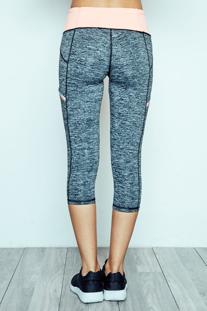 MARLED ENERGY CROPPED LEGGING - PROMO 60% OFF