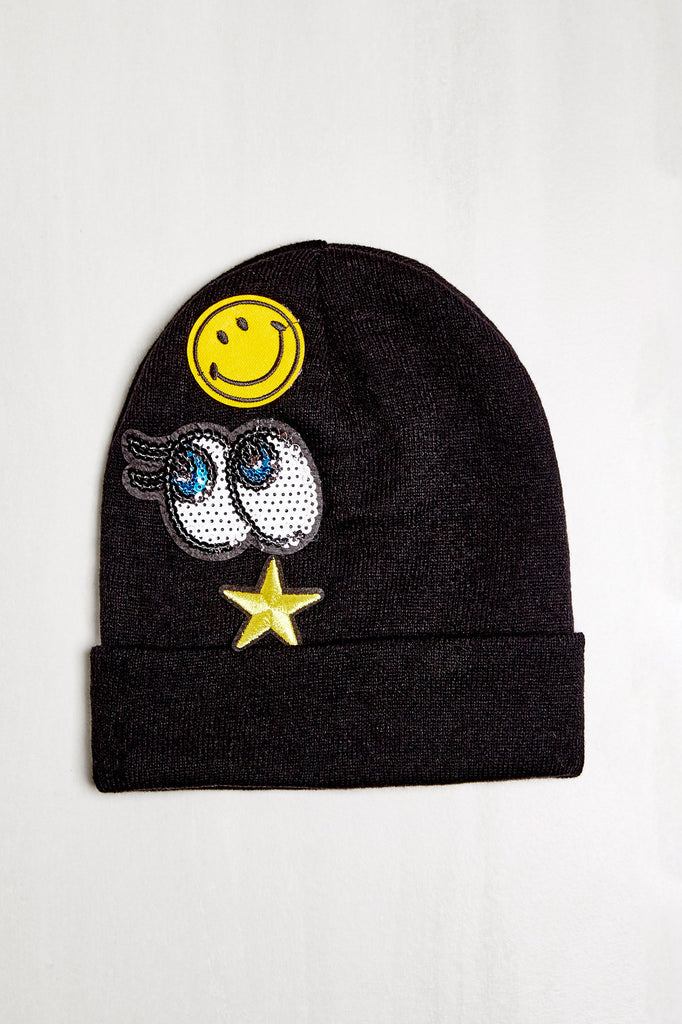 PATCHES BEANIE