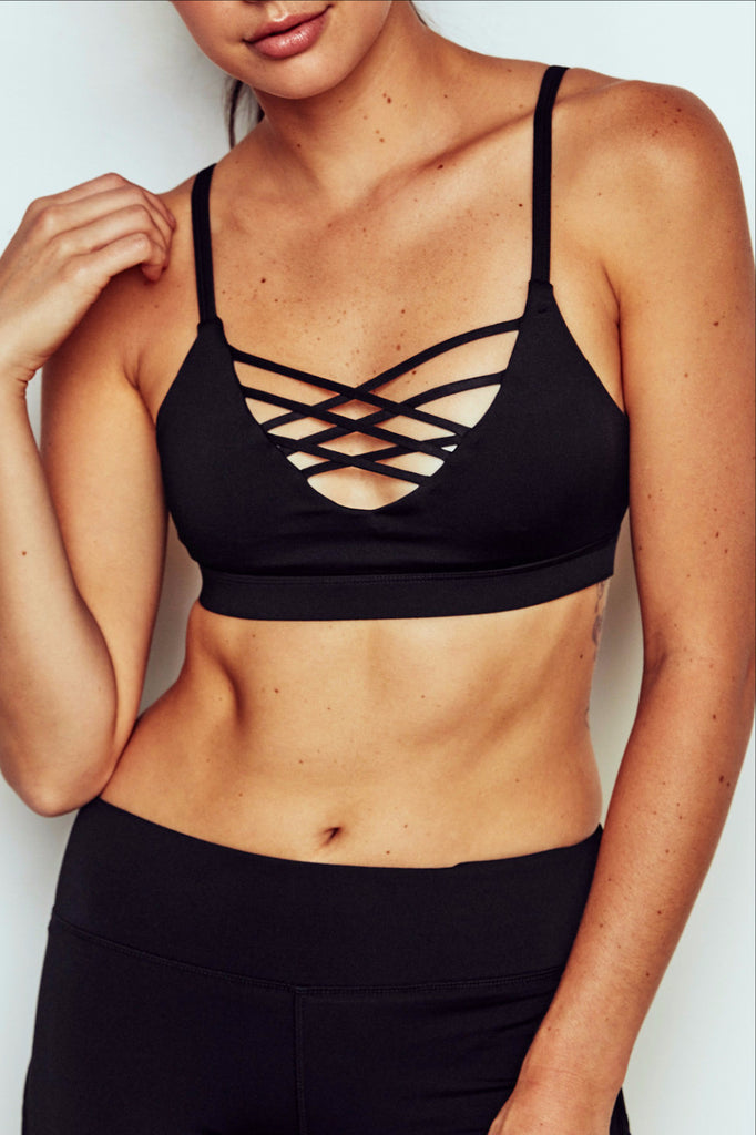 CROSSOVER SPORTS BRA - PROMO 60% OFF