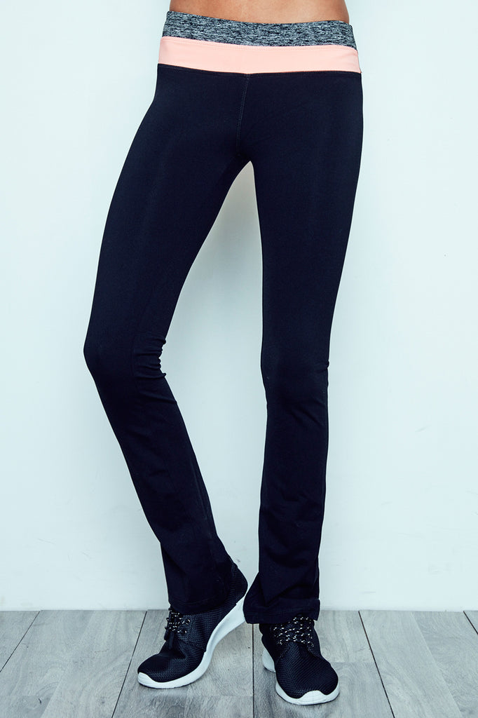 COLOR BLOCKED KARMA PANT - PROMO 60% OFF