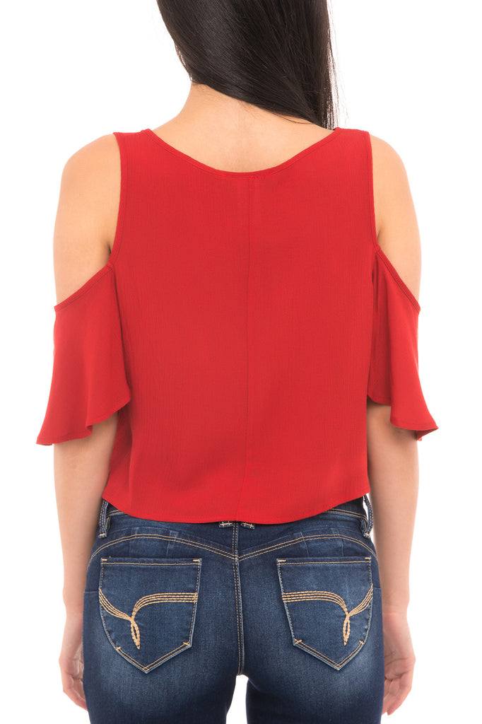 THE MELISSA OFF THE SHOULDER TOP