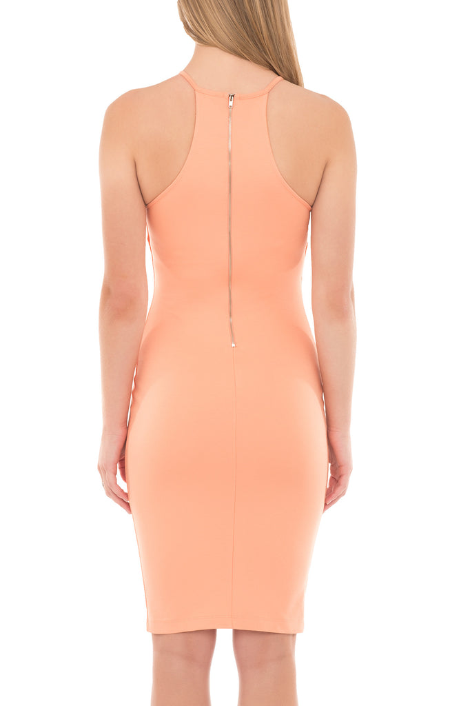 THE HEART RACER DRESS