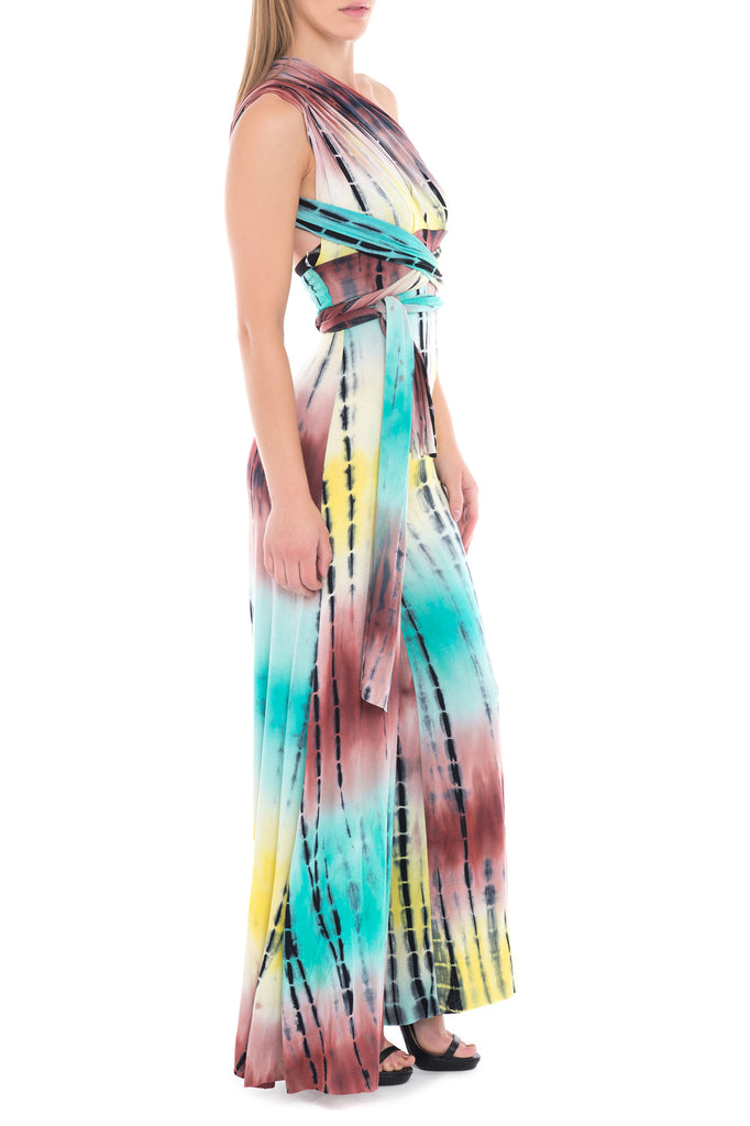 3 WAY TIE DYE JUMPSUIT