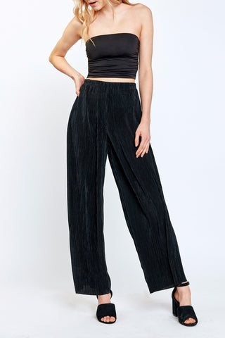 HIGH RISE TRIPLE BUTTON PANT
