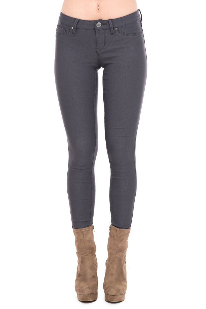 YMI HYPERSTRETCH FLEECE LINED SKINNY JEANS