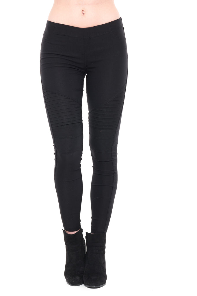 ROMA CONCEPT PULL ON HYPERSTRETCH MOTO PANT