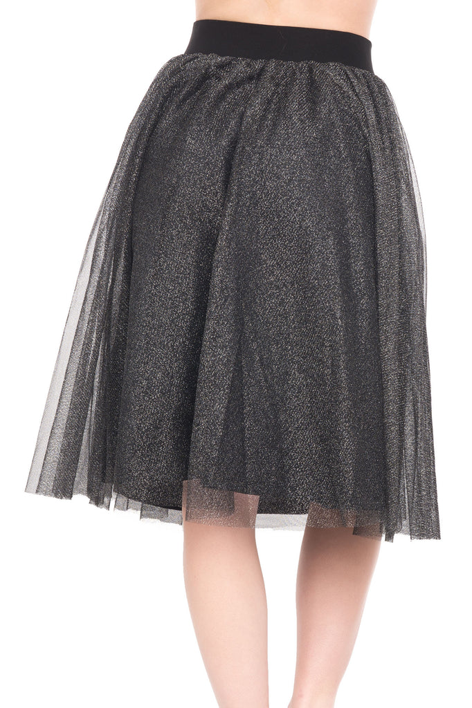 SPARKLE TULLE SKIRT