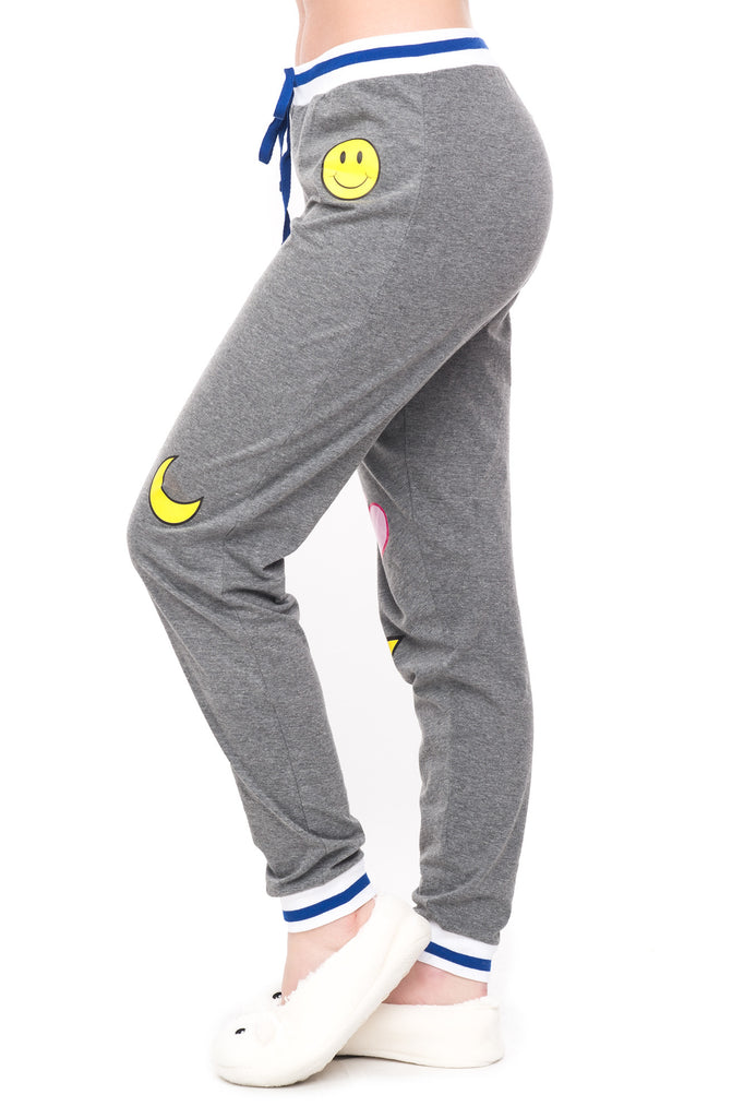 PATCHES DRAWSTRING JOGGER