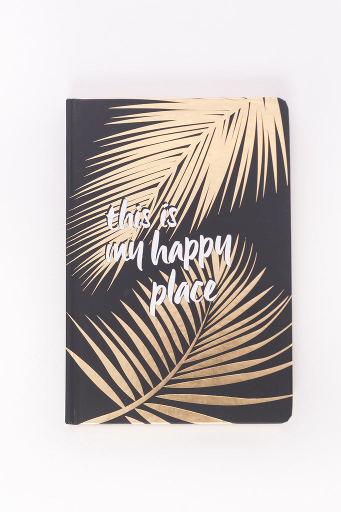 My Happy Place Notebook