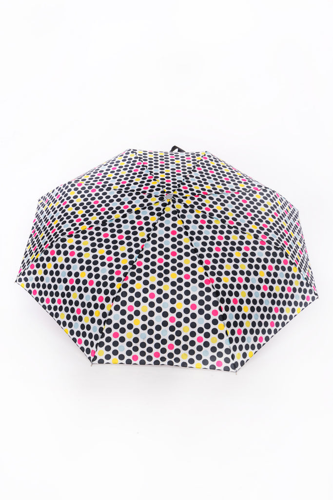 Multi Color Dot Umbrella
