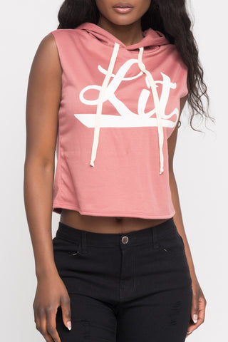 ROSE GRAPHIC RINGER TEE