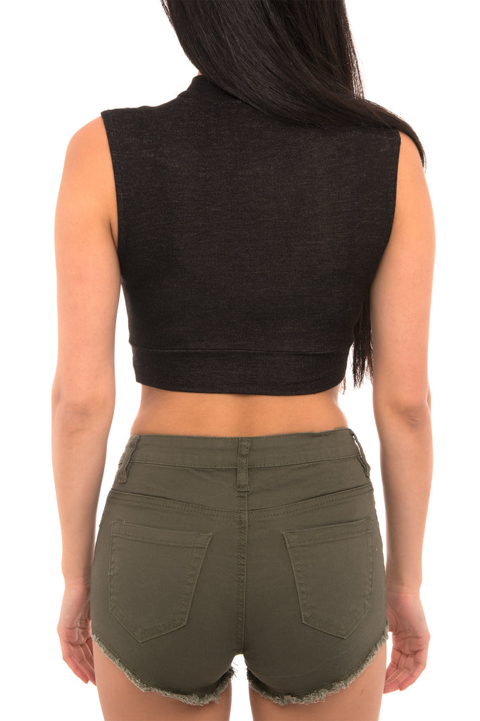 TWISTER CROP TOP - PROMO 50% OFF