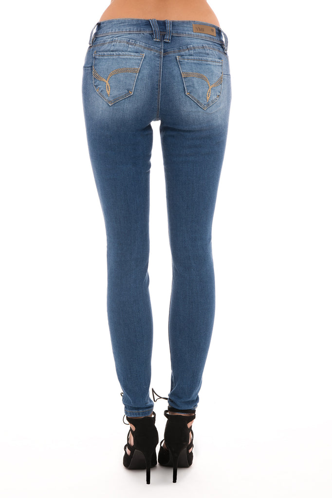 YMI WANNA BETTA BUTT STYLISH SKINNY JEAN