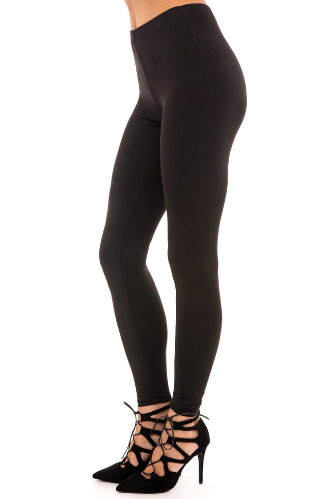 MANDEE BLACK LEGGING