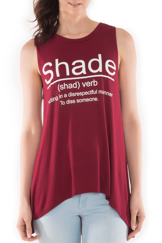 NOTHING BUT SHADE TEE