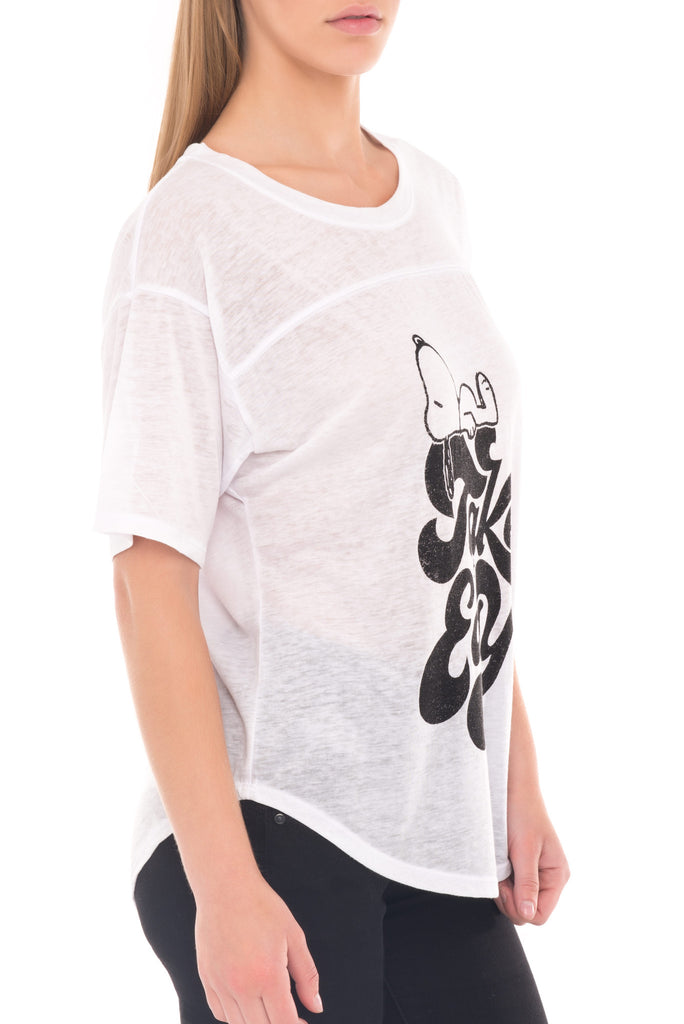 TAKE IT EASY SNOOPY TEE