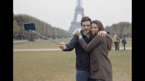 Extendly™: The iPhone Selfie Stick Case (for iPhone 6/6s Plus)