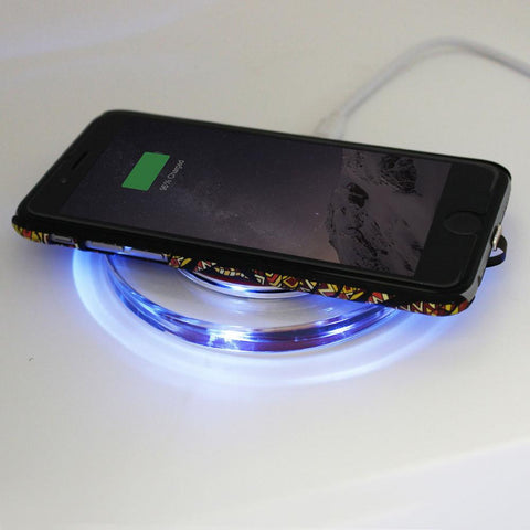 Fantasy™ Wireless Charging Pad - iPhone & Android
