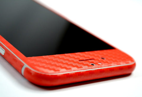 Mylo™ Red Carbon Fiber Wraps - FREE!