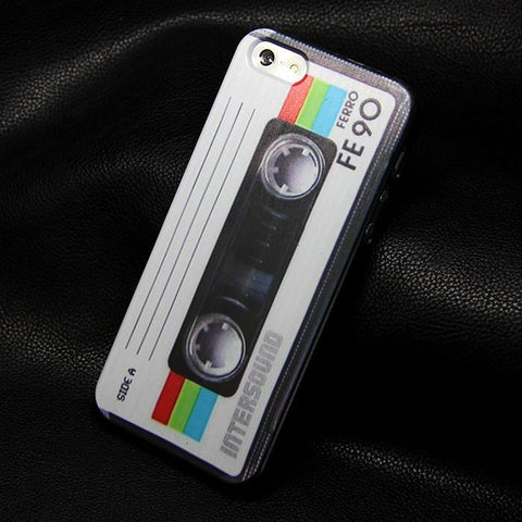 Vintage Tape Deck iPhone Case
