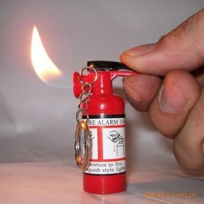 fire extinguisher lighter faraday science shop