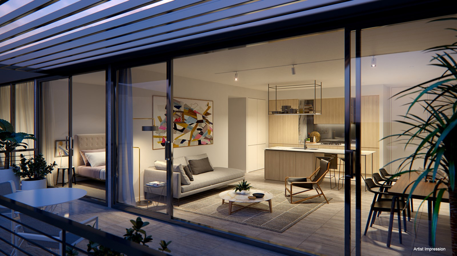 Sydney Apartment Development Bijou