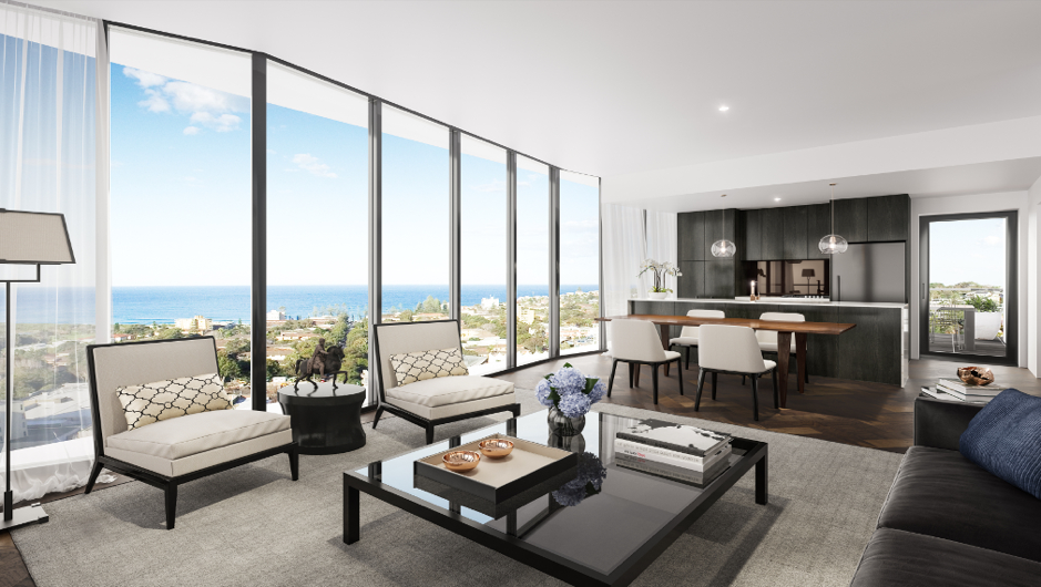 The High Line Sydney Apartment Development 2017
