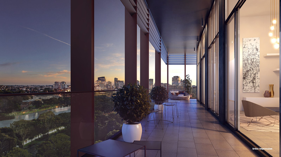 Promenade New Sydney Apartment Development 2017