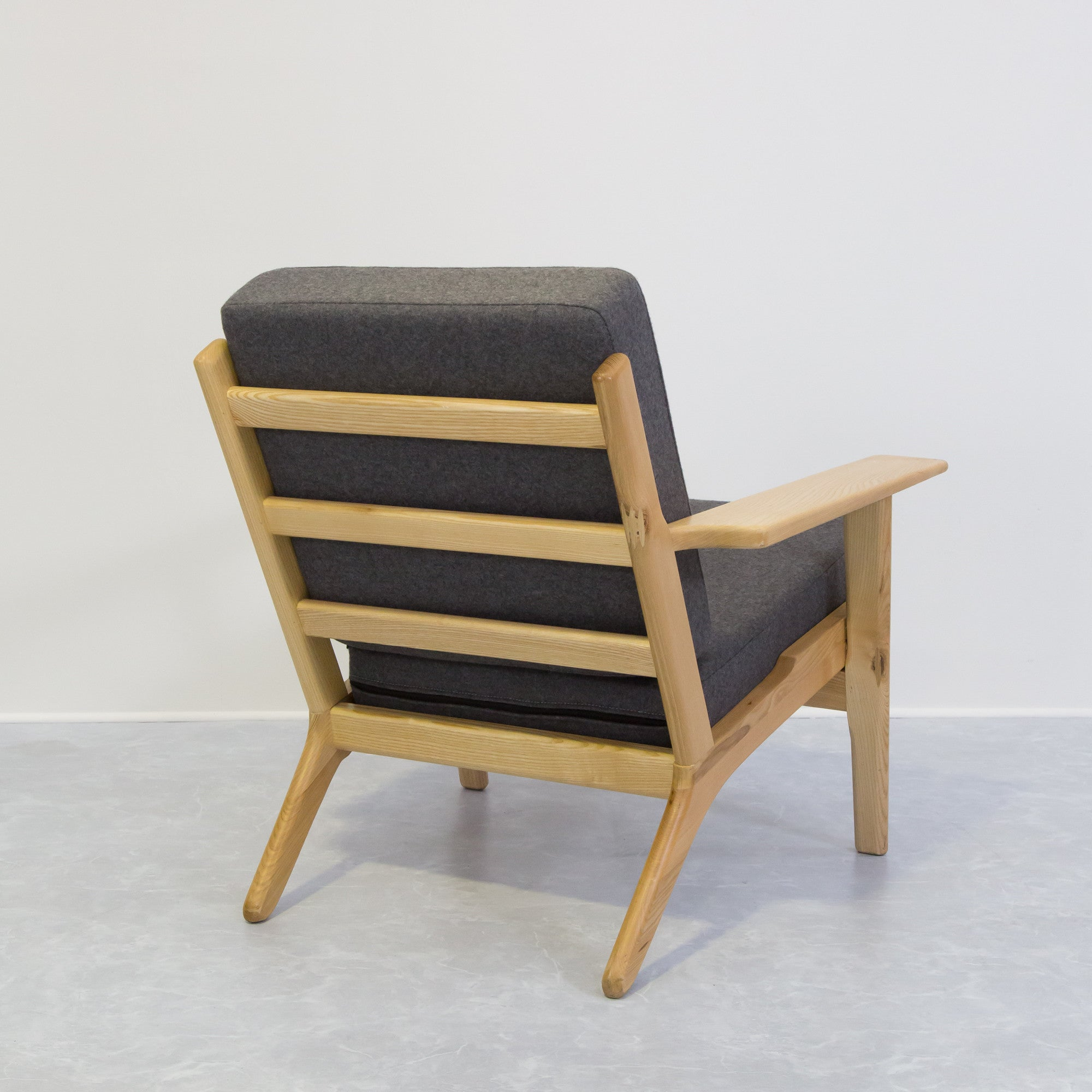 plank armchair replica eat furniture