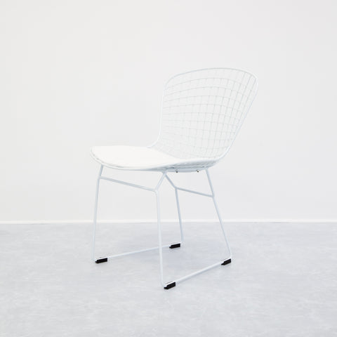Bertoia White Wire Chair Replica